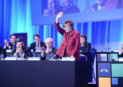 Merkels regeringskoalition bryder sammen efter valg