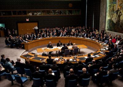 Russisk veto blokerer granskning af kemiske våben i Syrien