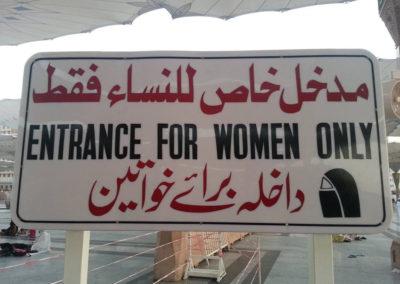 Saudi-Arabien åbner for første gang stadioner for kvinder