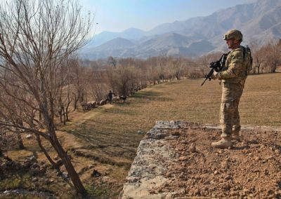 Nato vil udvide styrke i Afghanistan med 3.000 soldater