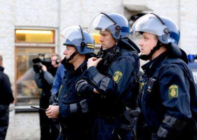 Dansk politi begrænses af Danmarks retsforbehold
