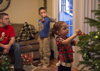 Antallet af folk, der søger julehjælp, stiger igen