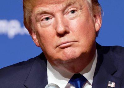 Finansmarkeder beroliget af forsonlig Trump