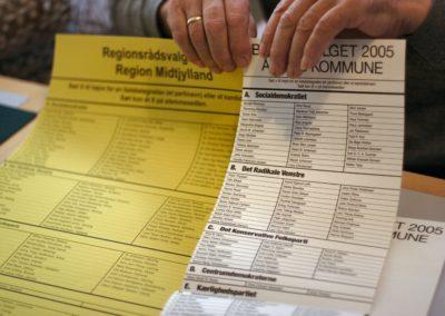 Martin må ikke stemme til folketingsvalg
