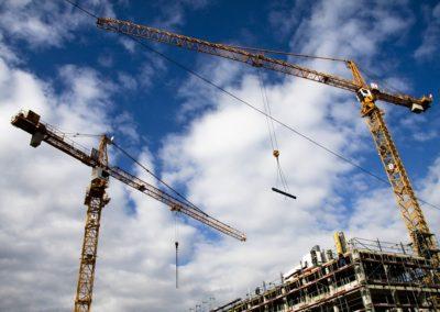 Arbejdstilsynets uanmeldte besøg på byggepladser giver flere påbud til virksomheder
