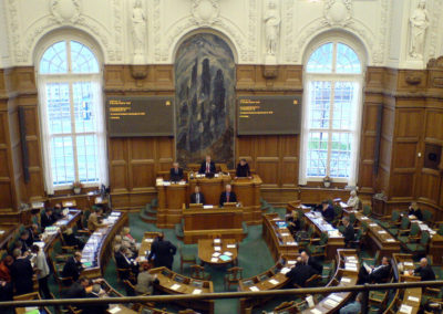 Politikerne skal nu drøfte det første borgerforslag