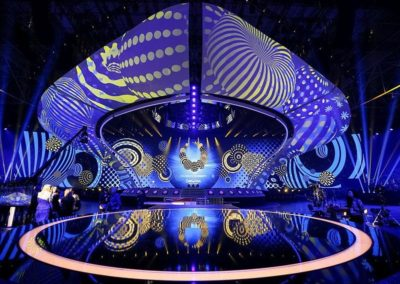 Israel vandt Eurovision, Danmark endte nummer ni