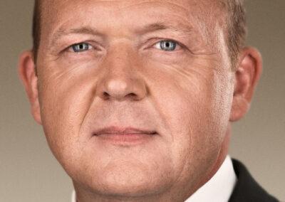 Lars Løkke Rasmussen trækker sig som formand for Venstre